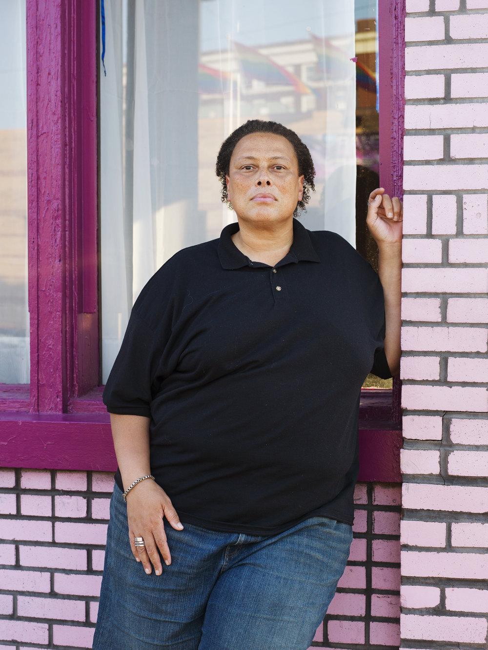 Leon, 55, St. Louis, MO, 2016