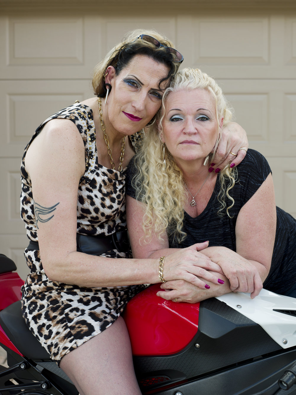 SueZie, 51, and Cheryl, 55, Valrico, FL, 2015