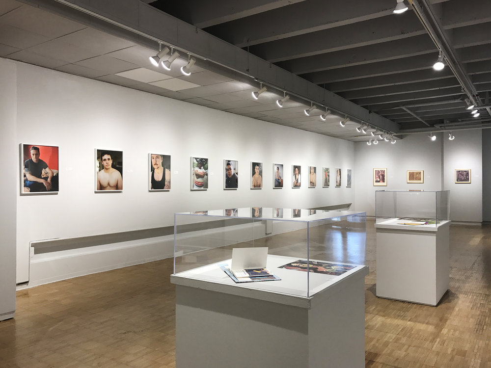 Please Check a Box: Sex, Gender, Identity, and Privacy , Lawton Gallery at the University of Wisconsin-Green Bay, 2017