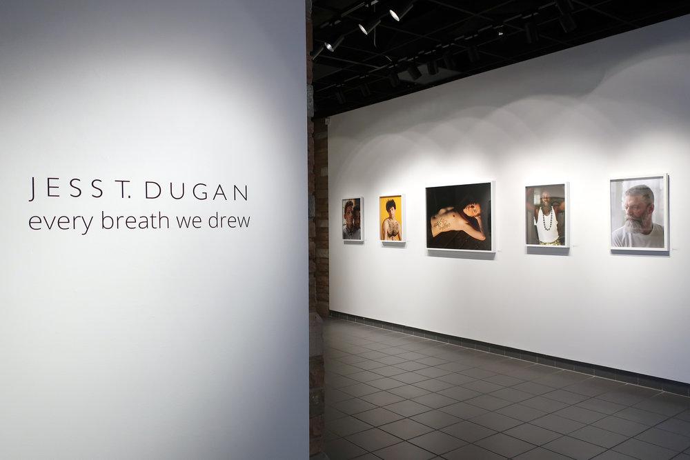 Every Breath We Drew , University of Tulsa, Tulsa, OK, 2018