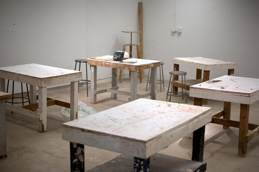 Atelier d'argile / Clay studio