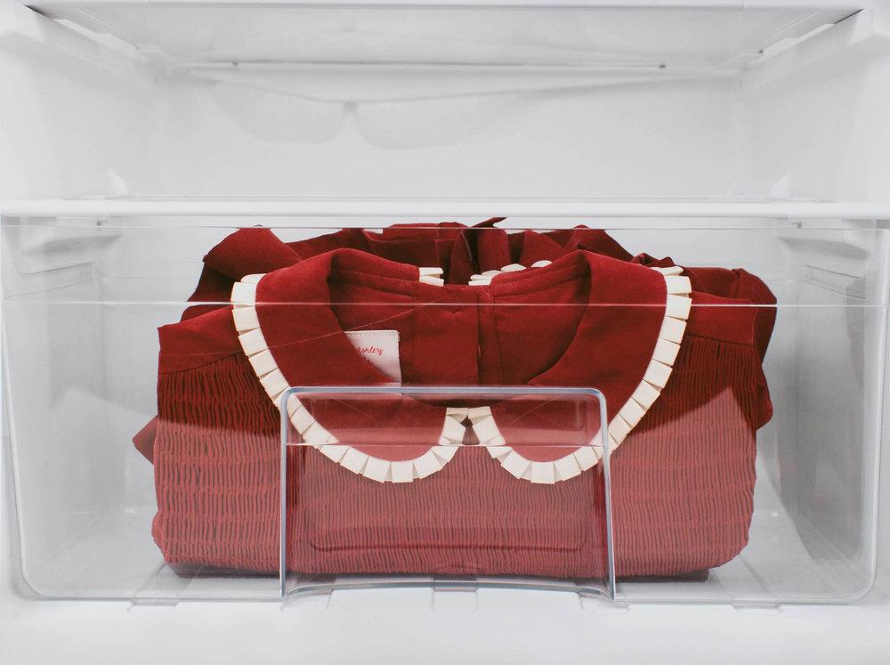 "Alexia-Leanna Kokozaki,  Leftovers , inkjet photographic print, 17x22"", 2016"
