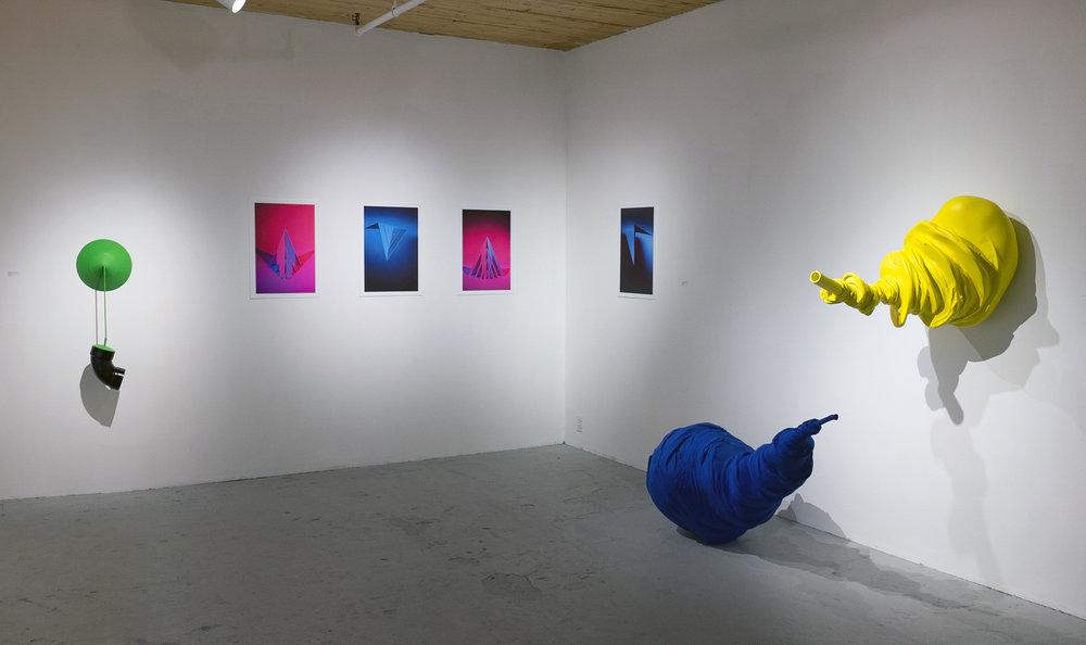 Center: Hailey Van Doormaal,BFA '17