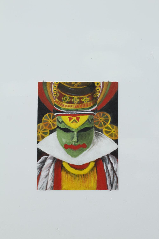 0016_Kathakali Mask.JPG