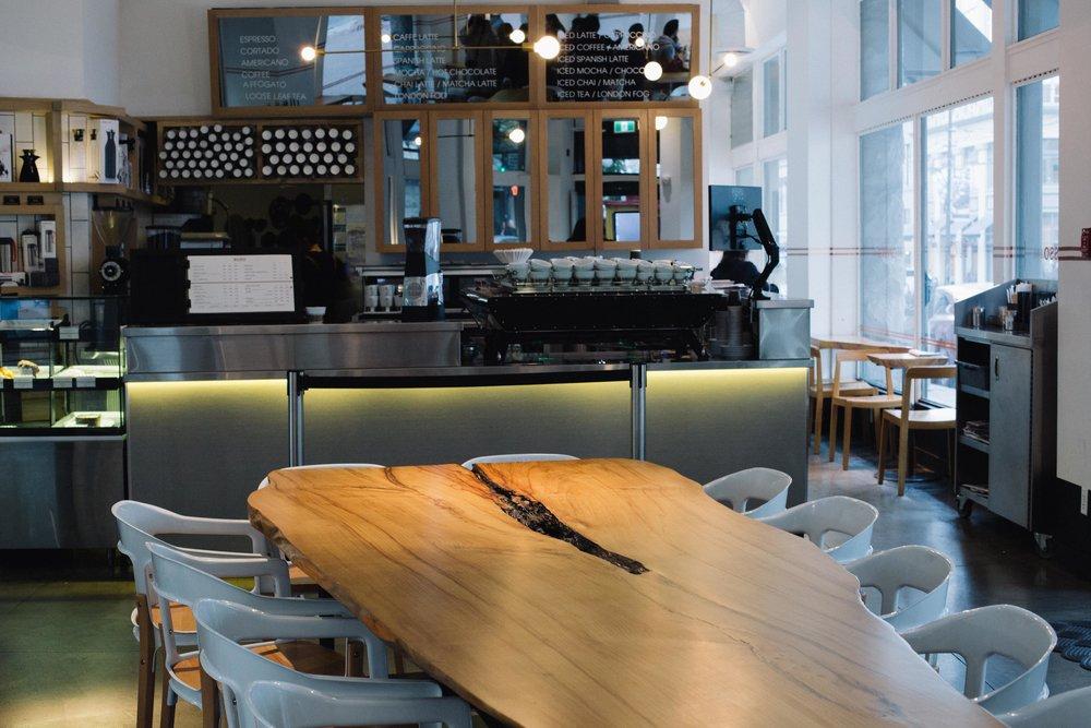 Buro Bar - Elm Tables