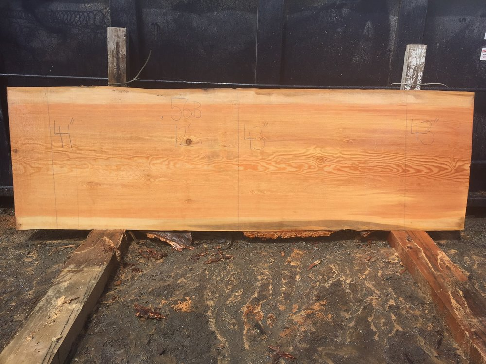Fir- Van Urban Timber  Wood Slabs