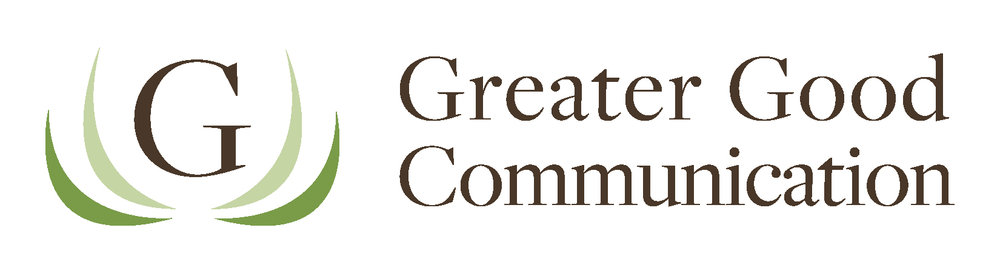 Greater Good Communication is the private consulting practice of Patti Ghezzi, providing communication services for nonprofit organizations.