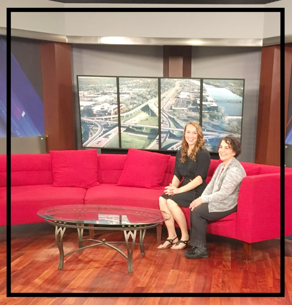 GVFHC's own JJ and Barb speaking about National Women's Health Week on FOX 17 Grand Rapids!