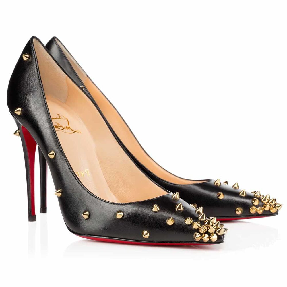christian-louboutin-degraspike-100mm-leather-pointed-toe-pumps-black-gold-1.jpg
