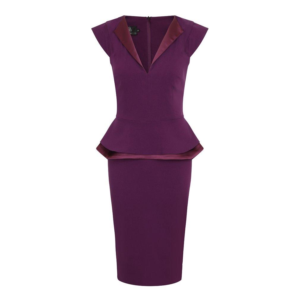 plum-dress-office-fashion-blog