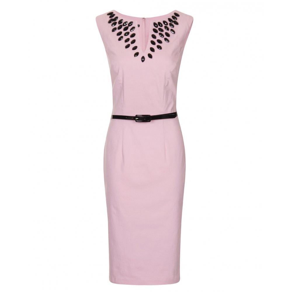 office-plum-dress-fashion-blog