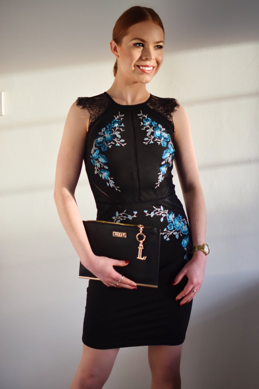 Briar Prestidge office fashion party dress