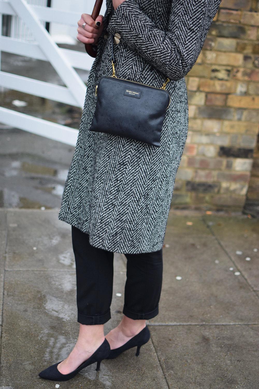 Lillee wears ASOS heels (linked below)