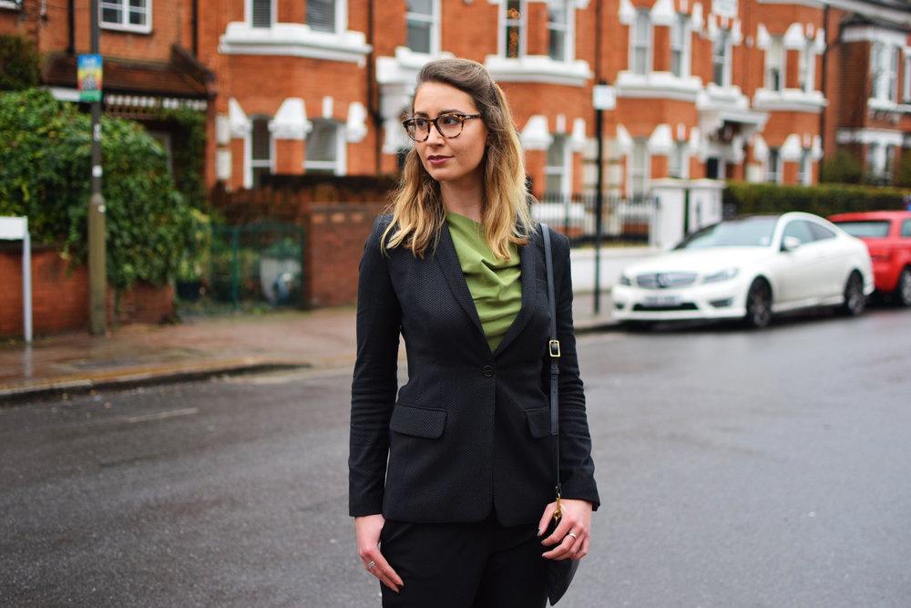 lawyer office fashion