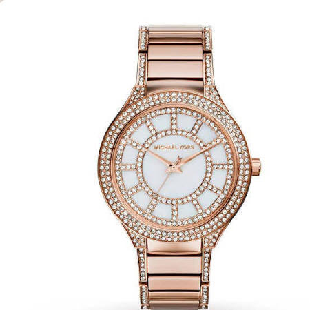 michael kors watch- office fashion