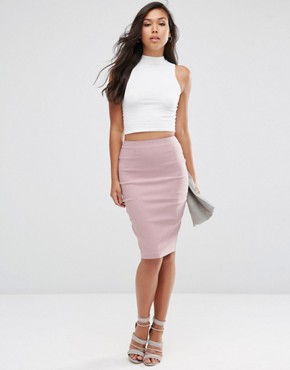 asos high waisted pencil skirt - office fashion - how to build rapport