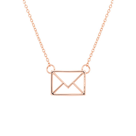 ted baker love locket- office jewellery