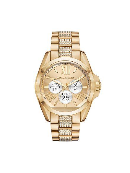 Michael Kors Access Mkt5002 Ladies Bracelet Smart Watch