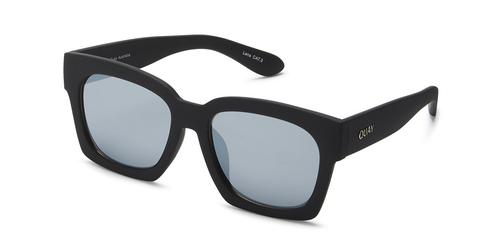 quay sunglasses - black sunglasses