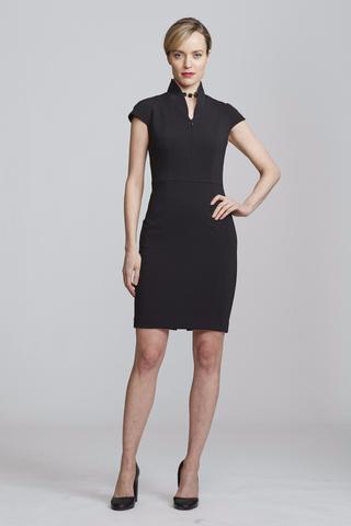 nora gardner interview - the evelyn dress - office dress designer - briar prestidge - deals in high heels