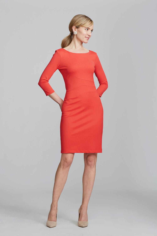 nora gardner interview - office fashion -LYDIA DRESS - briar prestidge - deals in high heels