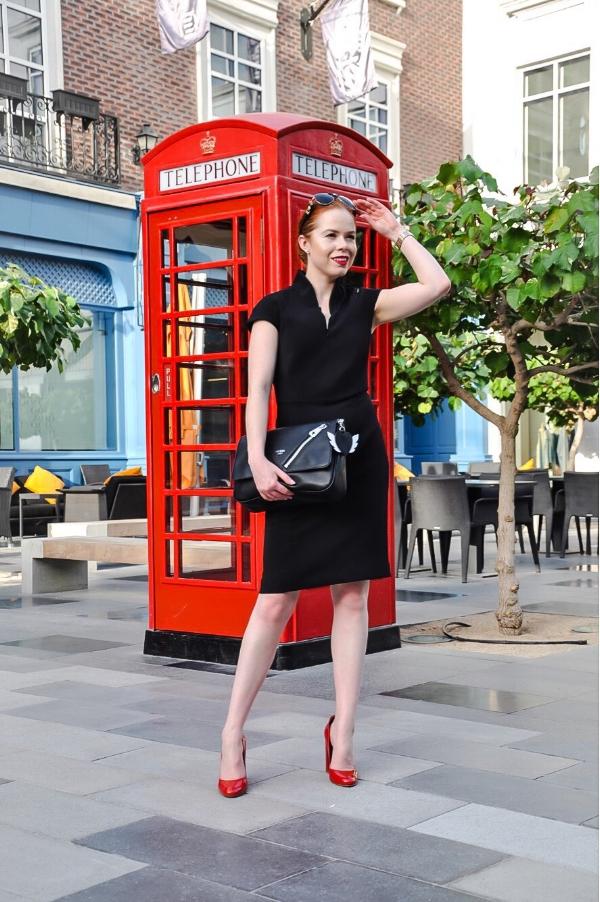 nora gardner - office dress designer nyc - briar prestidge - deals in high heels