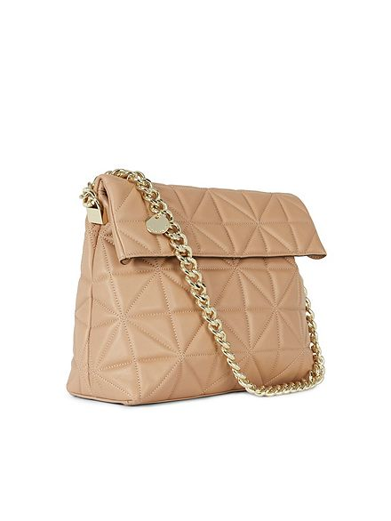 Karen Millen Quilted Bag- briar prestidge- deals in high heels
