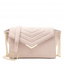 KENSINGTON NUDE CROSS-BODY BAG - office fashion - deals in high heels - briar prestidge