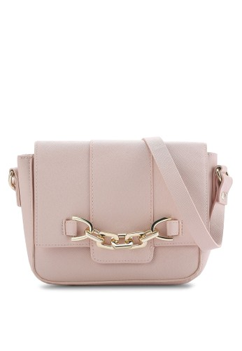 Dorothy Perkins Front Chain Crossbody Bag- office fashion - briar prestidge - deals in high heels