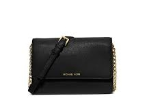Michael Kors Daniela Black Cross Body Bag- deals in high heels - office fashion and corporate lifestyle