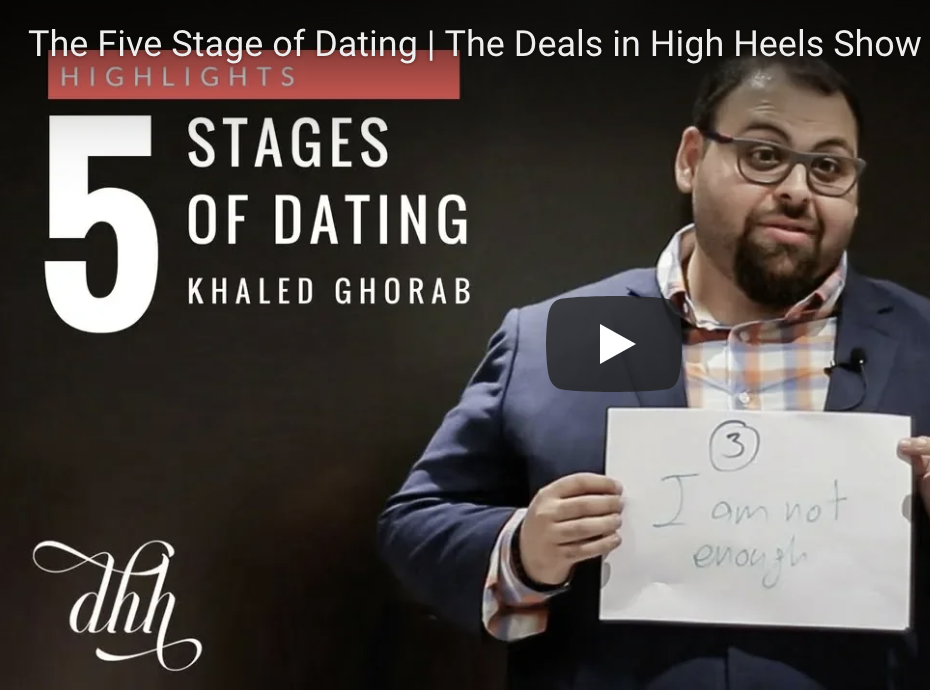 Stages of a relationship dating