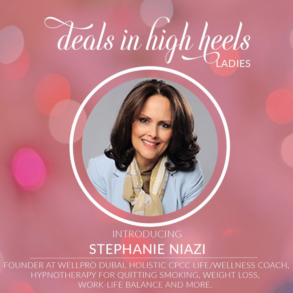 Stephanie's solutions are for individuals who see the need to reverse unhealthy lifestyle habits. Poor coping mechanisms in stressful situations lead to relationship breakups, job losses and increased health risks. Our services are for those ready to demand employing a culture of wellness as a foundation to success at all levels,   Stephanie is offering 20% off her office coaching and 30% off her super online course. Get in touch with her on    stephanieniazi@hotmail.com