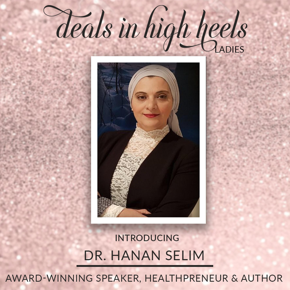 After graduating from the most prestigious New York Pharmacy university and a elite healthcare specialist for over 25 years, Dr. Hanan had her own life-saving journey. This ground work allowed her to develop her holistic RPH Method to coach women so they can improve not just physically, but mentally also.   Hanan is offering a 300/aed vochure to go towards her RPH programme, Poor Heath to Peak Performance.    info@drhananselim.com