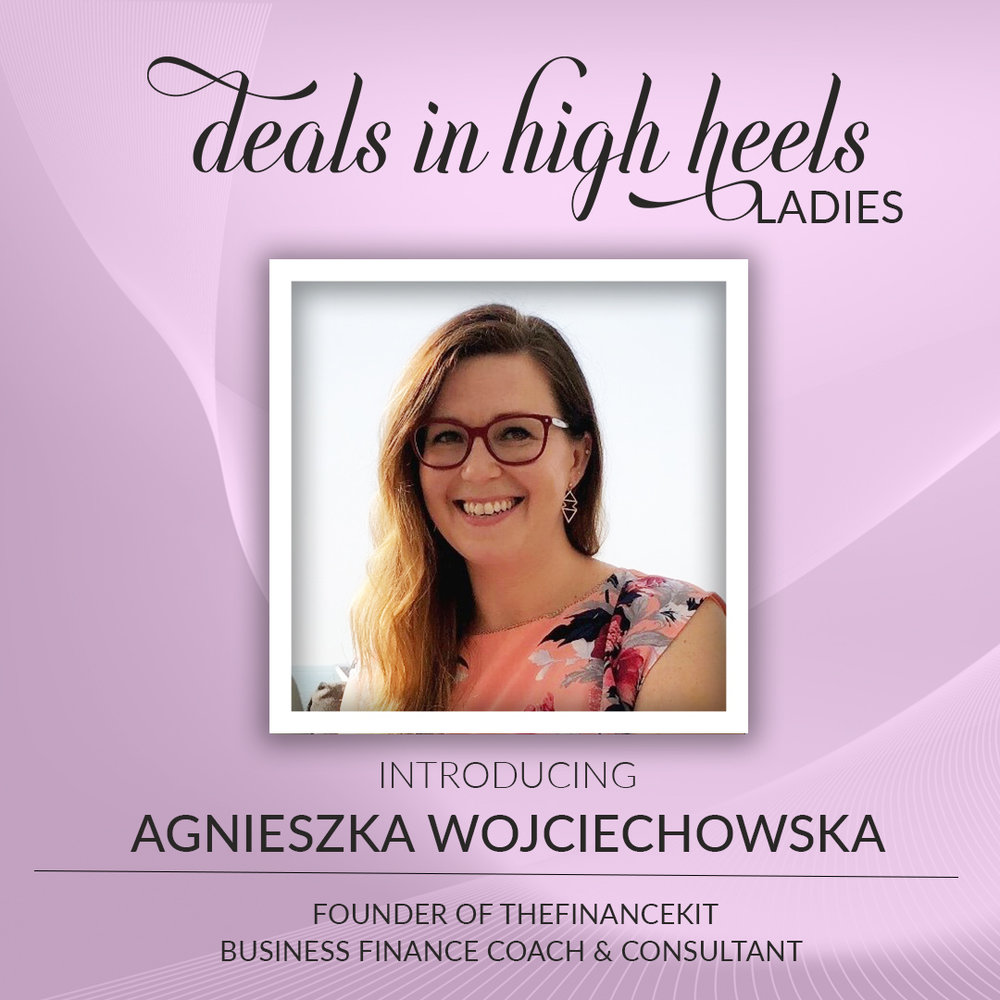 With almost ten years of experience as a financial controller, Agnieszka wanted to empower small business owners and aspiring entrepreneurs to take charge of their financial situations. This core reason pushed her to start TheFinanceKit, a financial consulting and coaching agency with services that are tailor-made to their clients' needs.  These services will help you to stop ignoring your numbers, take control of your finances and become confident about making financial decisions for yourselves and your business.   TheFinancekit is offering 20% off all packages which starts from $500 - $1500. You may email her at    aggie@thefinancekit.com   .