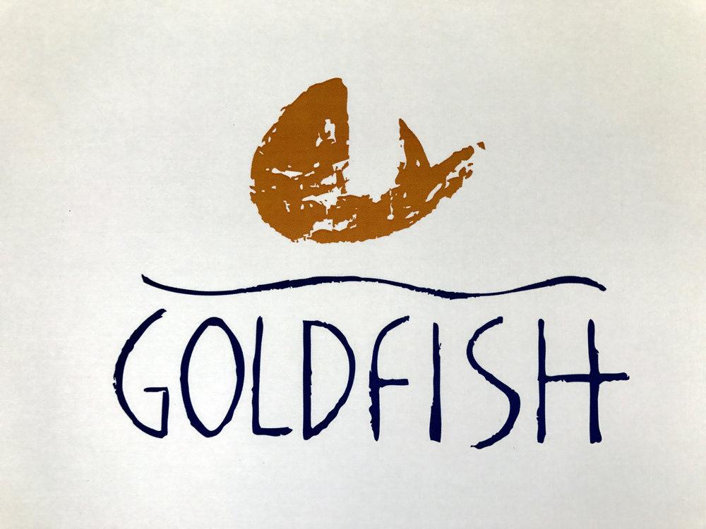Goldfish Restaurant Logo