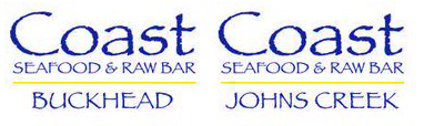 Coast Restaurant Logo