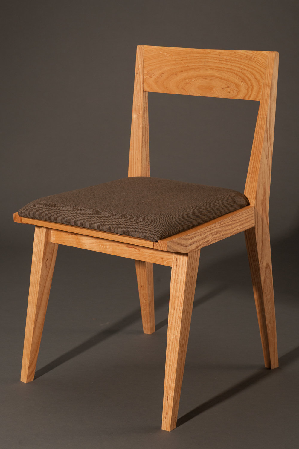 Dylu0027s First Chair. Tage Frid Reproduction Ash 2011