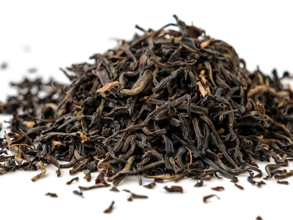 Classic Indian Assam Black Tea - Another organic cuppa that makes our tastebuds happy. Light malty notes makes this one of our favorites teas for morning, noon and teatime. Basically all day long.
