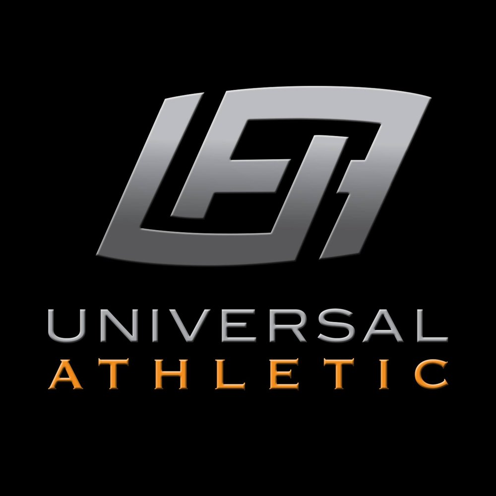 - Universal Athletic has been in the sporting goods industry since 1971 and is the #1 independent team dealer in the country. We operate 10 retail locations and have over 50 wholesale salespeople. Our mission is to equip every athlete to achieve peak performance.