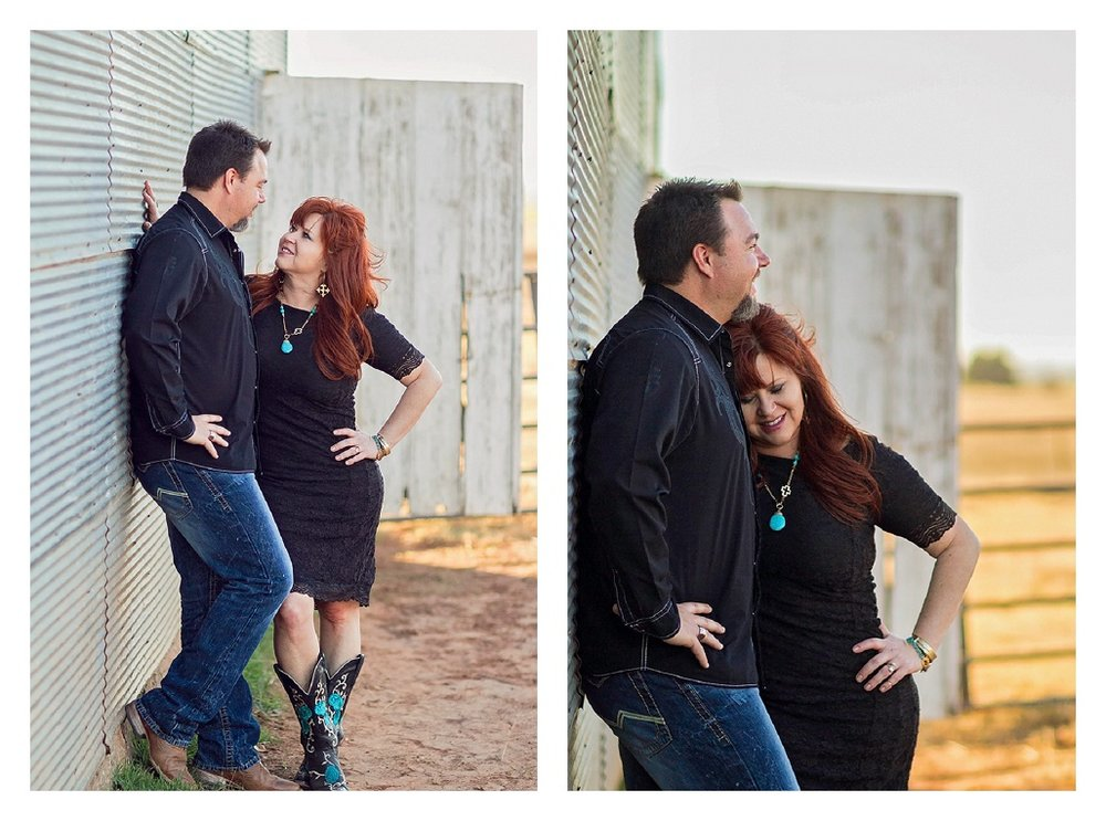 Couple in black in love outside barn.jpg
