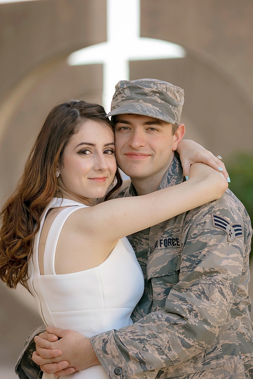 Airforce Couple Engagement Session .jpg