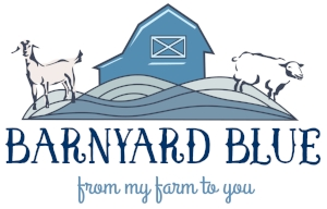 barnyard blue logo