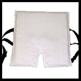 Seat Pad Terry Cover