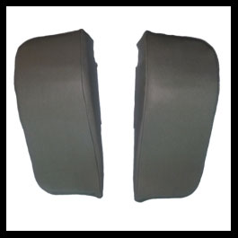 Shoulder Bolsters Round Pad (pair) use with WING ROD only