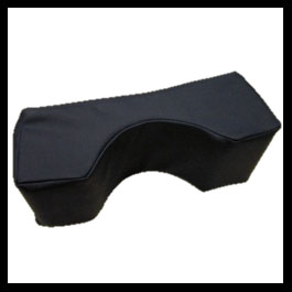 Headrest Visco Contoured (Neoprene or Vinyl)