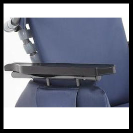 Long Armrest (Elite with seat mount arms)