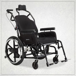 Comfort-Tilt Manual Wheelchair (587)