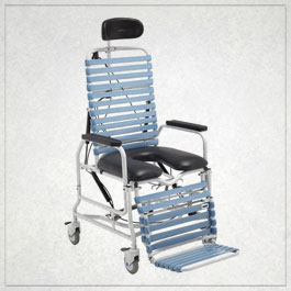 Revive Tilt & Recline Shower Commode (CS385)