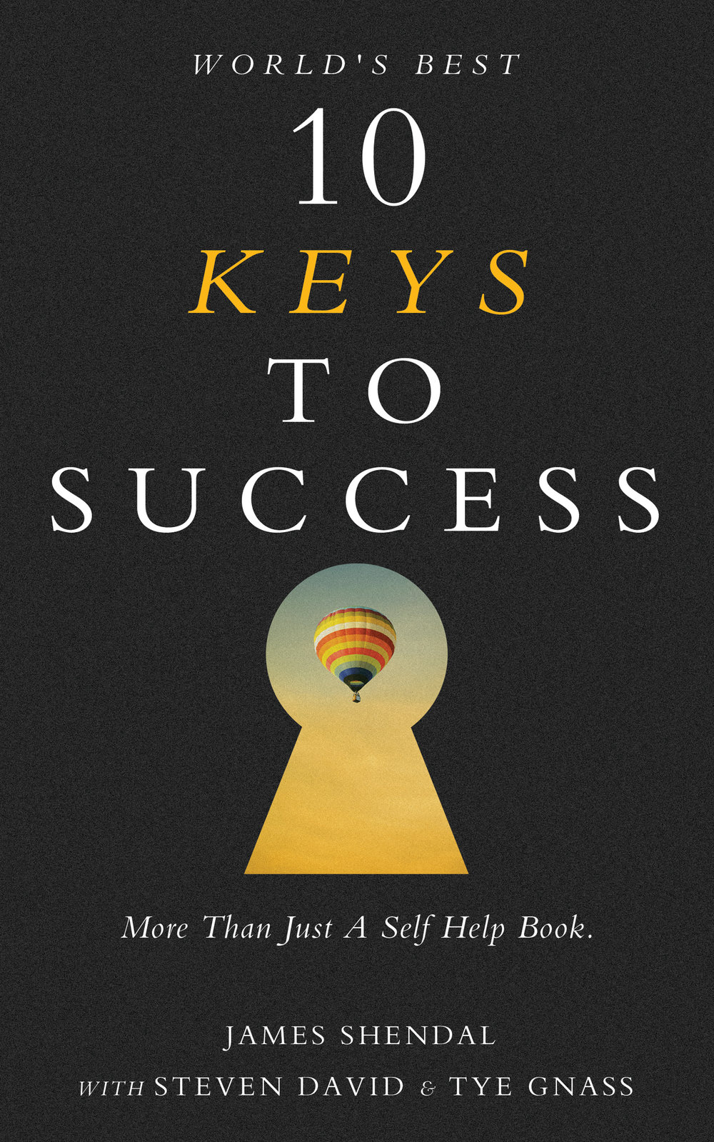 10 keys to success book cover