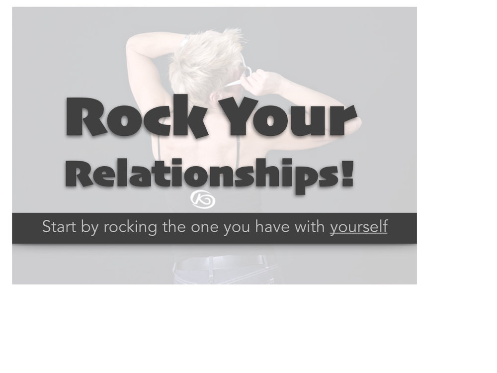 Rock Your Relationships with Kelly Summersett
